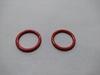 Кольца для бретелей KBM1,2sm-4 (красный)