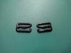 Крючки для бретелей KRBM1,2sm-3(черный)