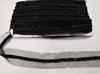 Тесьма с бисером NF123H10-3 (черный)
