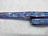 Тесьма с пайетками декоративная TDP3-11-8Y (синий)