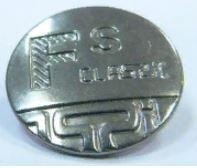 Кнопки металлические с рисунком KM7