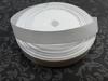 Репсовая лента LR15-1 (белый) Цена за 1 или 10 упаковок по 22.86 метров