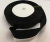 Репсовая лента LR15-3 (черный) Цена за 1 или 10 упаковок по 22.86 метров