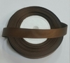 Репсовая лента LR15-30 (шоколад) Цена за 1 или 10 упаковок по 22.86 метров