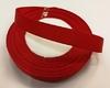 Репсовая лента LR15-4 (красный) Цена за 1 или 10 упаковок по 22.86 метров
