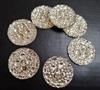 Стразы пластик холодной фиксации MPKN1-0 (кристалл)
