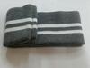 Манжеты MT3-52-1-80см (серый с белыми полосками)