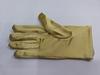 Перчатки атласные детские  PCHAL17-25 (свело бежевый) Цена за 1 пару