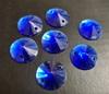 Стразы пришивные SPKK02-14mm-11 (синий)