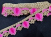 Тесьма декоративная TDS39-34 (розовый)