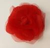 Цветы на булавке Ts2-12sm-4 (красный)
